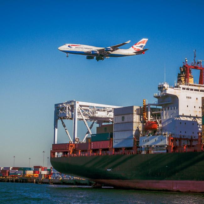 Bekker Transporte & Logistik GmbH Export und Verzollung